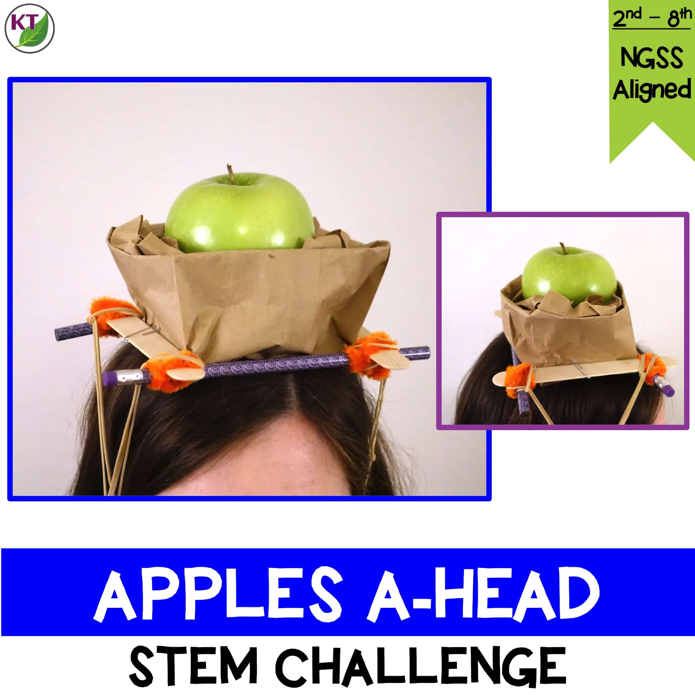 Apples A-Head Print Resource Cover