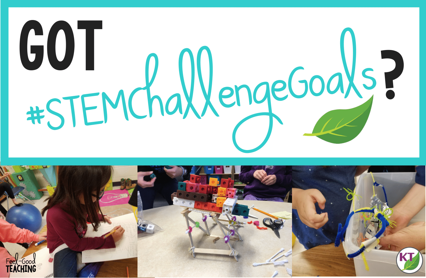 Setting STEM Challenge Goals is important to driving all the decisions you make as a STEM Challenge facilitator.