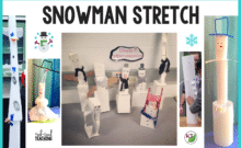 The Snowman Stretch Winter STEM Challenge is super low-prep and full of rigor, engagement, and fun. Whether you need a Christmas STEM Challenge activity or a Winter STEM Challenge activity, this one is a winner for teachers and students! Click through to the blog to see all the details, including modifications for grades 2-8!