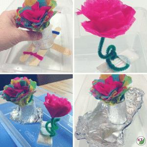 Flower STEM Challenge