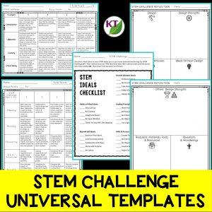STEM Challenge Templates