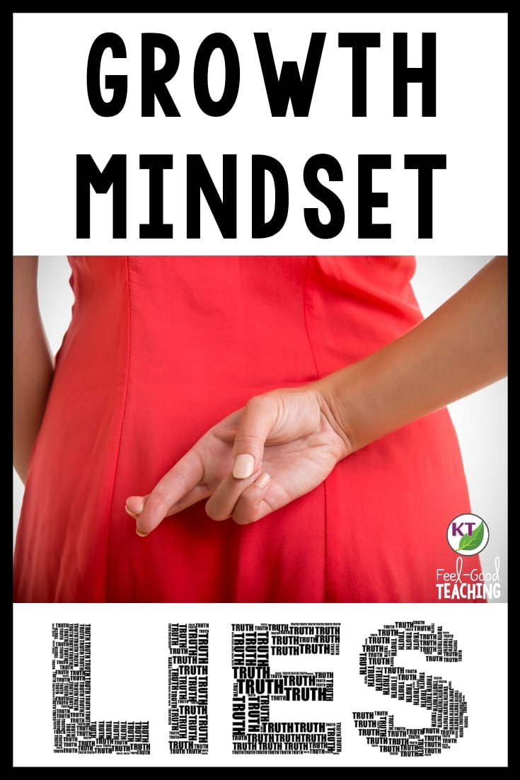 """When we tell students to have a growth mindset, are we backing that up, or is it just lip service? Are we really using """"use your growth mindset"""" as exasperated code for """"don't complain about hard things & keep trying""""?"""
